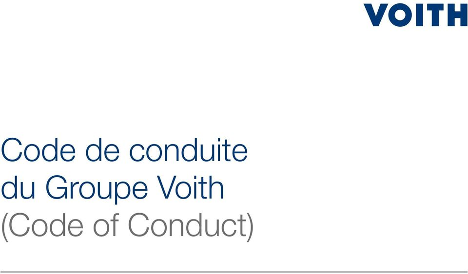 Groupe Voith