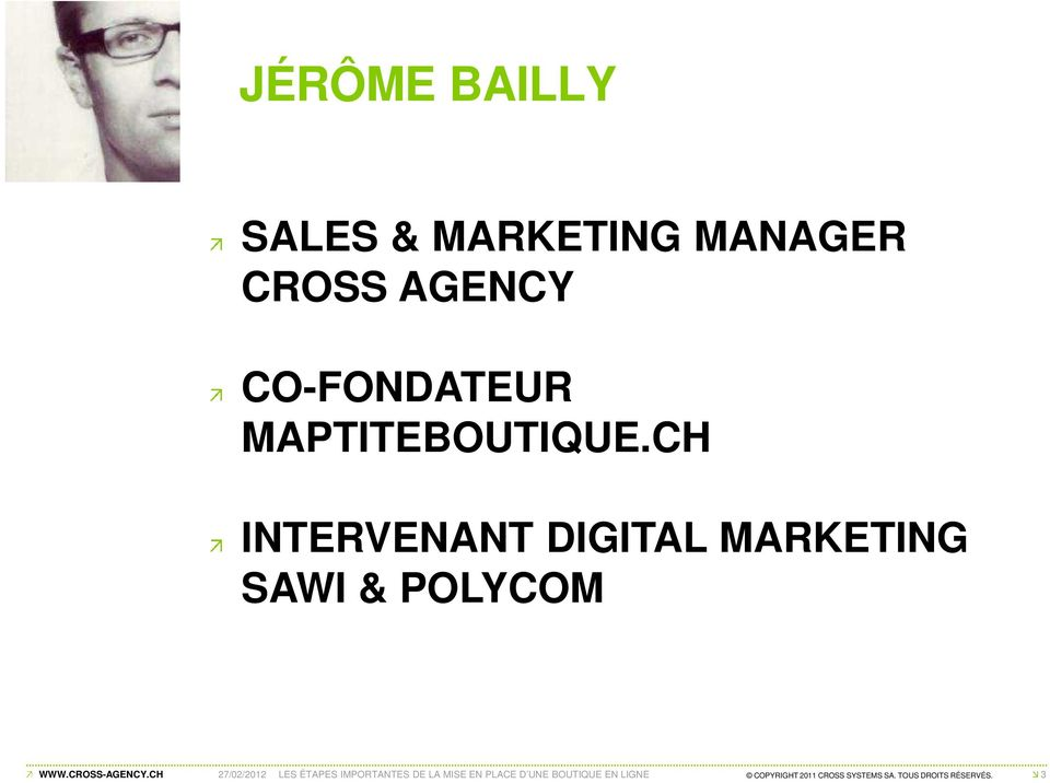 CH INTERVENANT DIGITAL MARKETING SAWI & POLYCOM 27/02/2012 LES