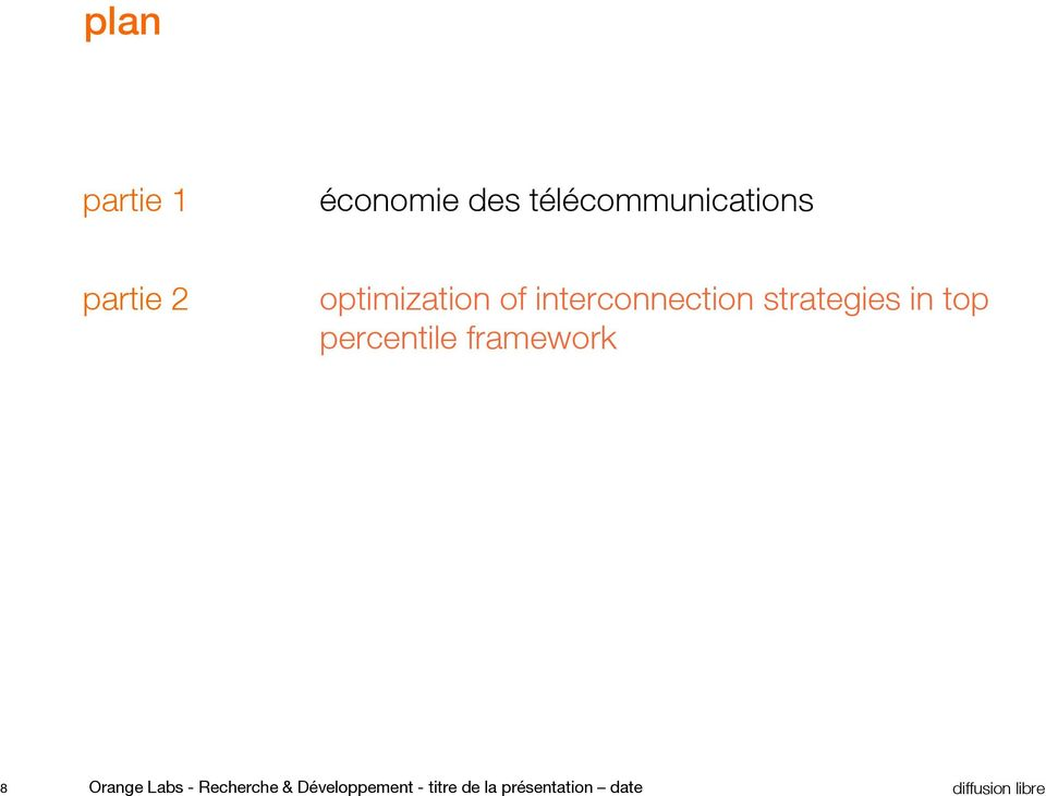 strategies in top percentile framework 8 Orange