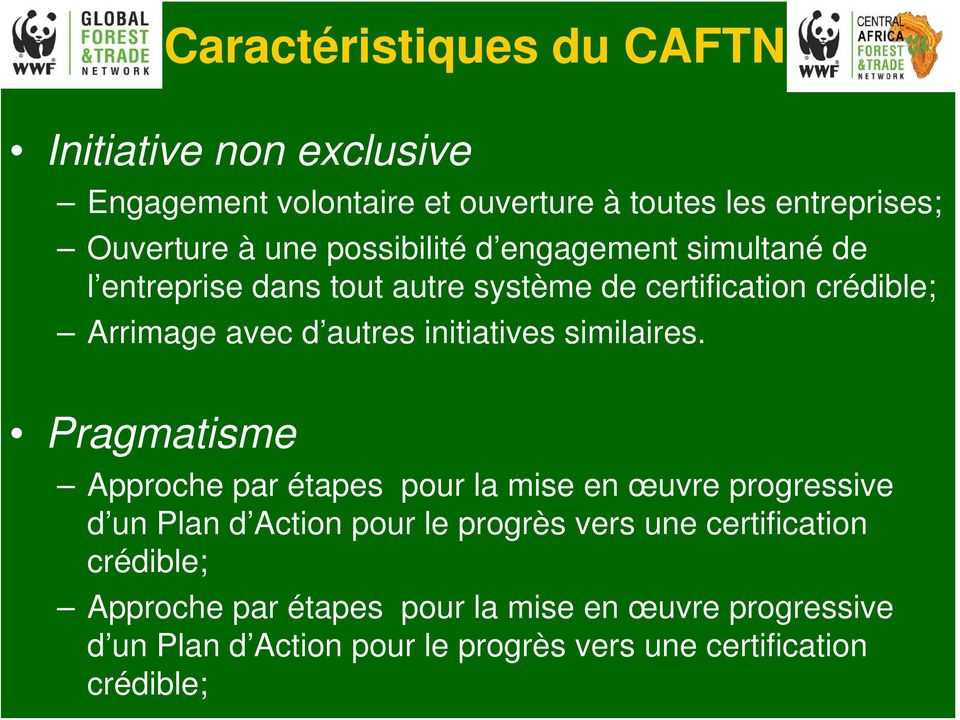 initiatives similaires.