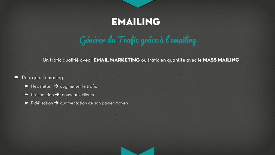 Mass Mailing Pourquoi l emailing Newsletter augmenter le trafic