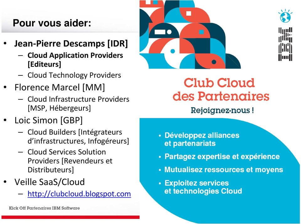 Simon [GBP] Cloud Builders [Intégrateurs d infrastructures, Infogéreurs] Cloud Services
