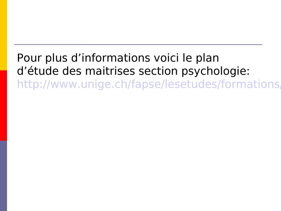 section psychologie: http://www.