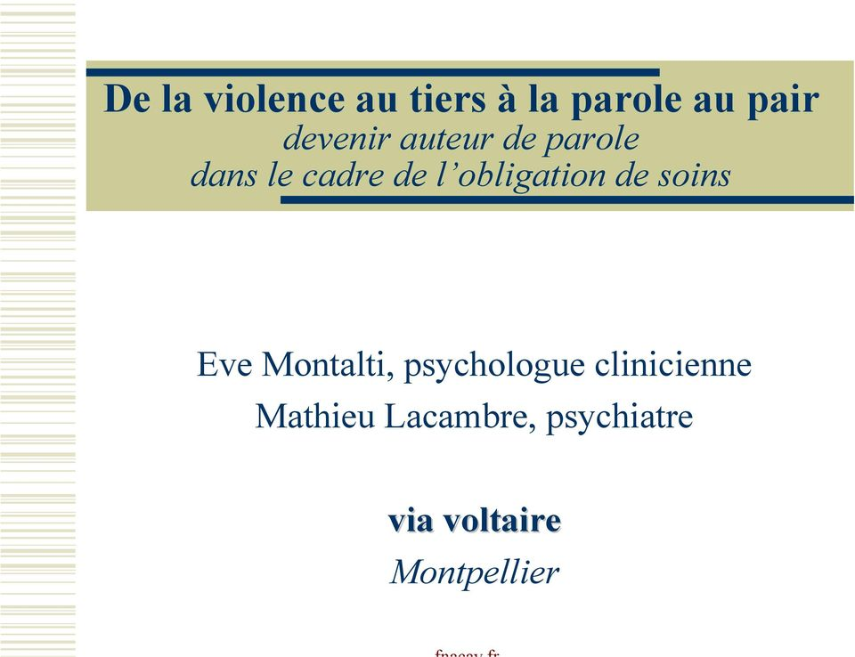 soins Eve Montalti, psychologue clinicienne Mathieu
