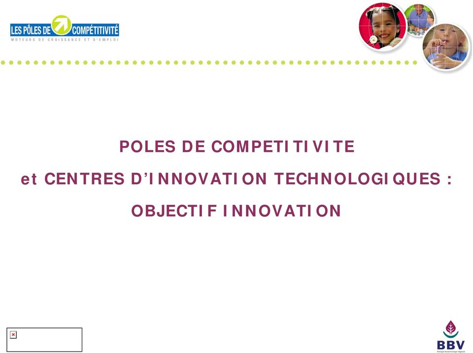 CENTRES D INNOVATION