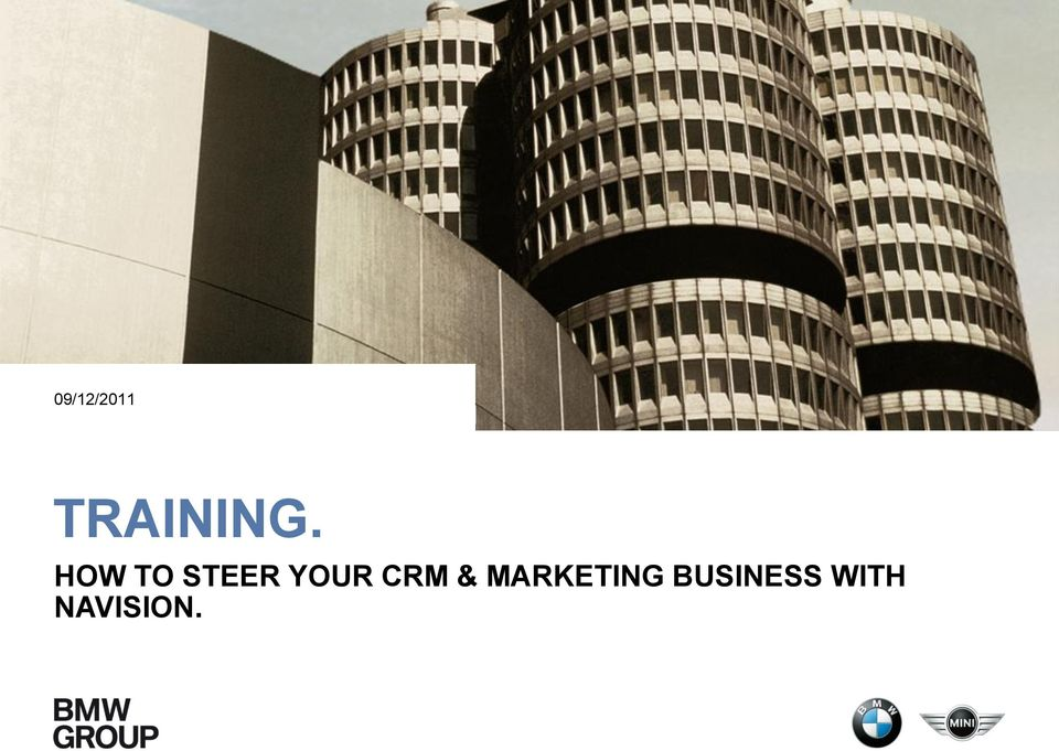 CRM & MARKETING