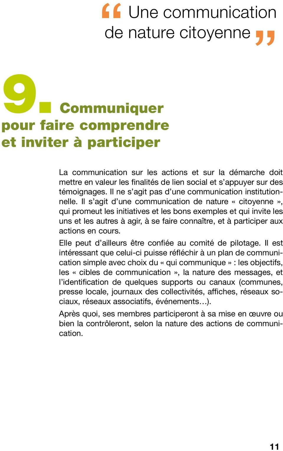 Il ne s agit pas d une communication institutionnelle.