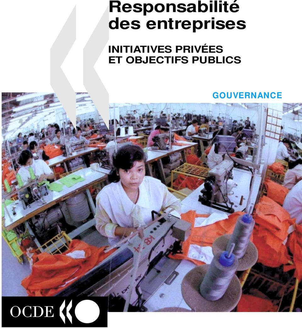 «INITIATIVES PRIVÉES