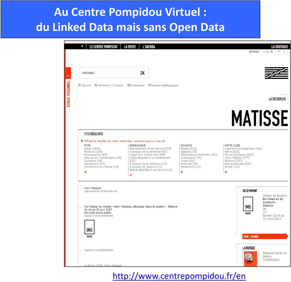 mais sans Open Data