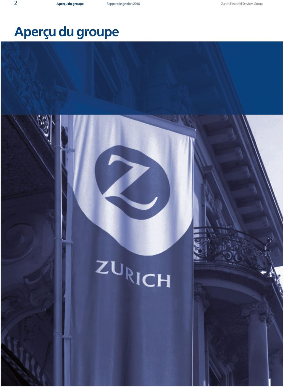 2010 Zurich Financial