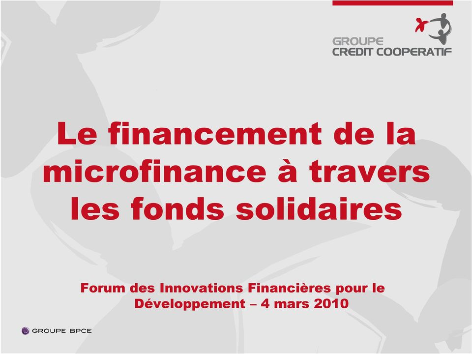 solidaires Forum des Innovations
