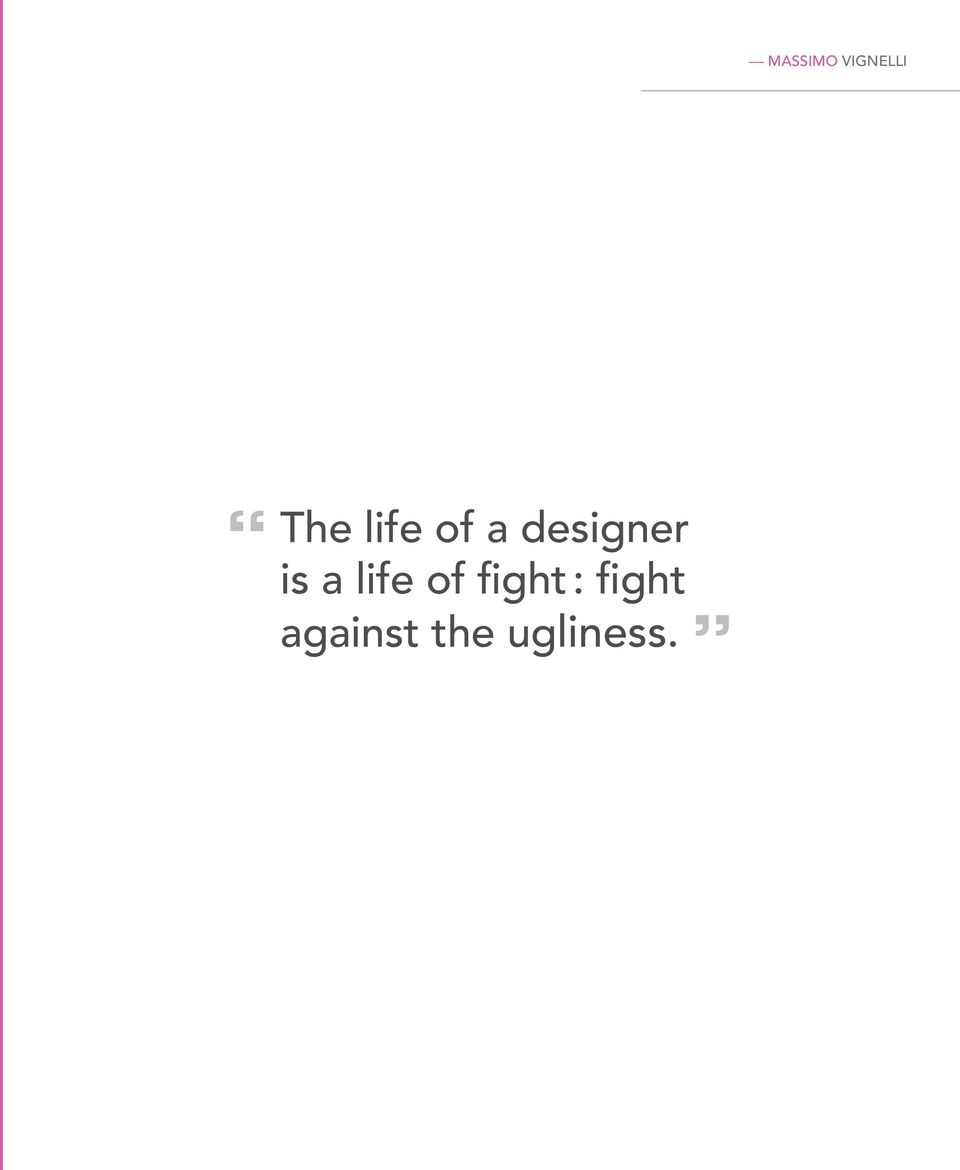 a life of fight :