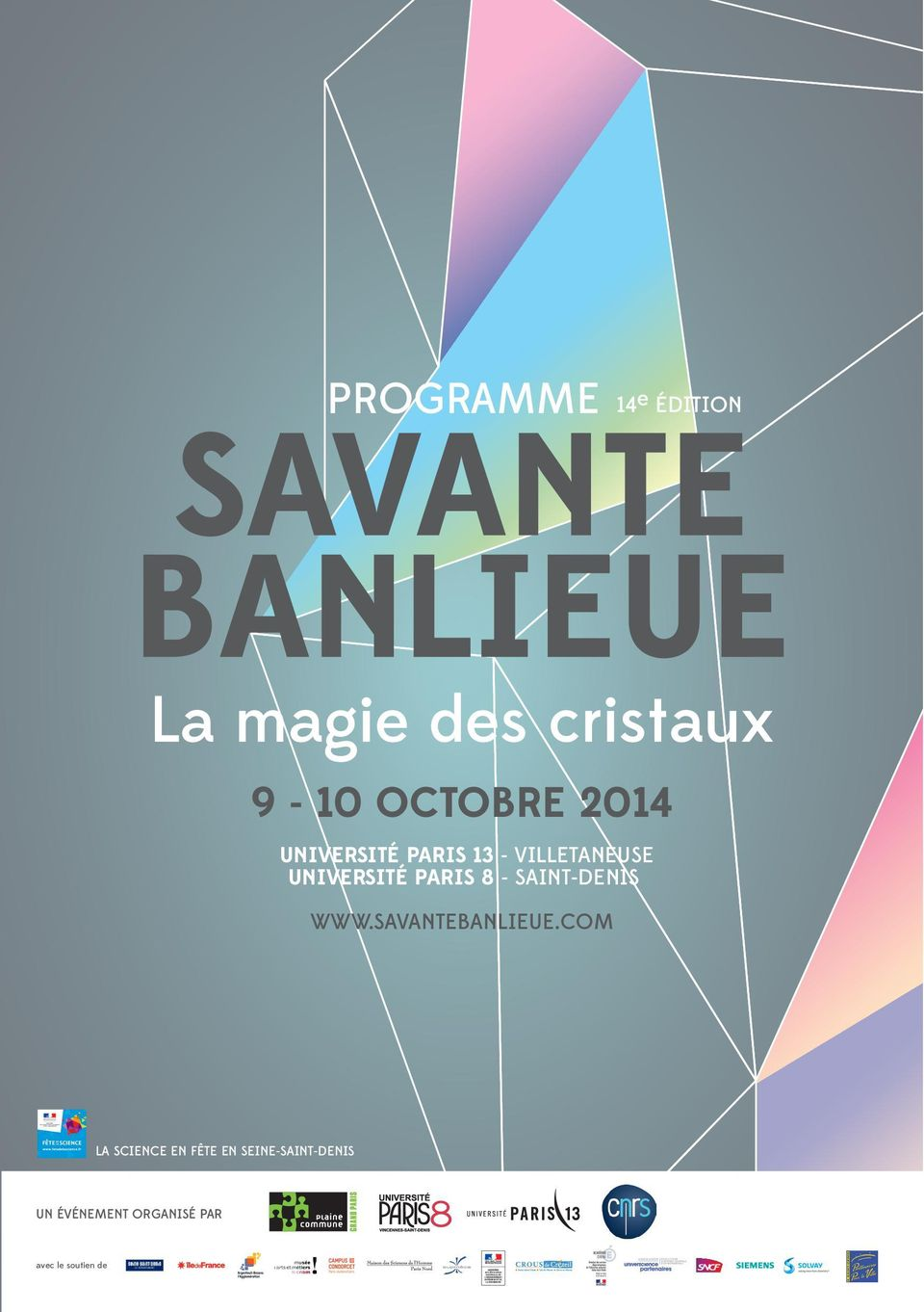 - SAINT-DENIS WWW.SAVANTEBANLIEUE.