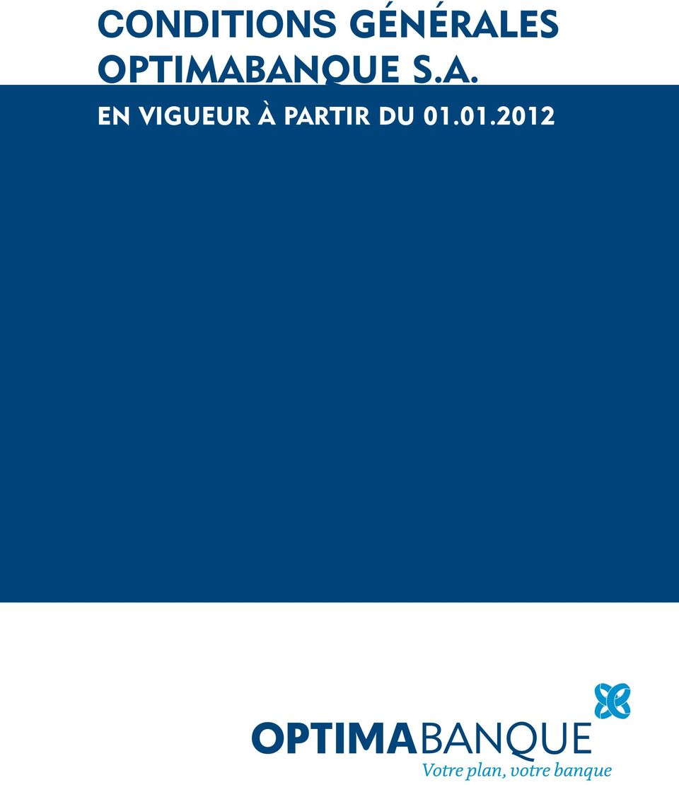 Optimabanque S.A.