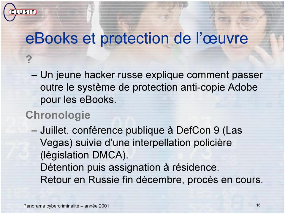 les ebooks.