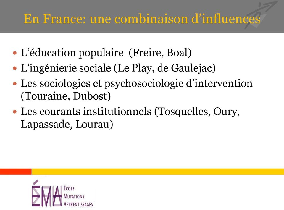 sociologies et psychosociologie d intervention (Touraine,