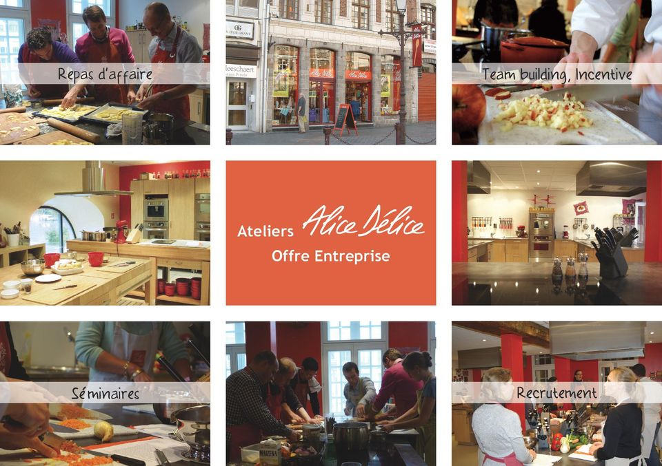 Ateliers Offre