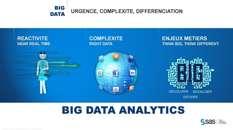 DATA ENJEUX METIERS THINK BIG, THINK