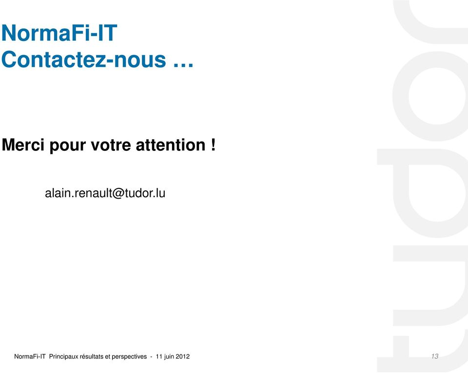 attention! alain.
