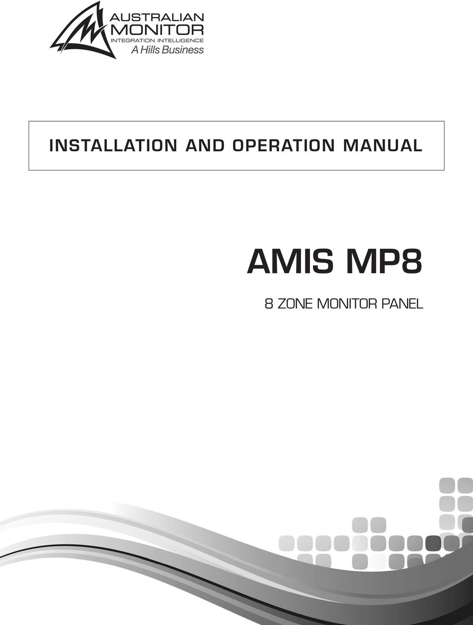 MANUAL AMIS MP8
