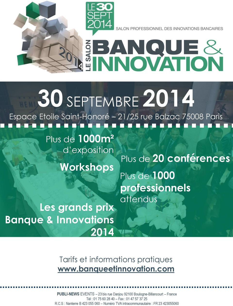 informations pratiques www.banqueetinnovation.