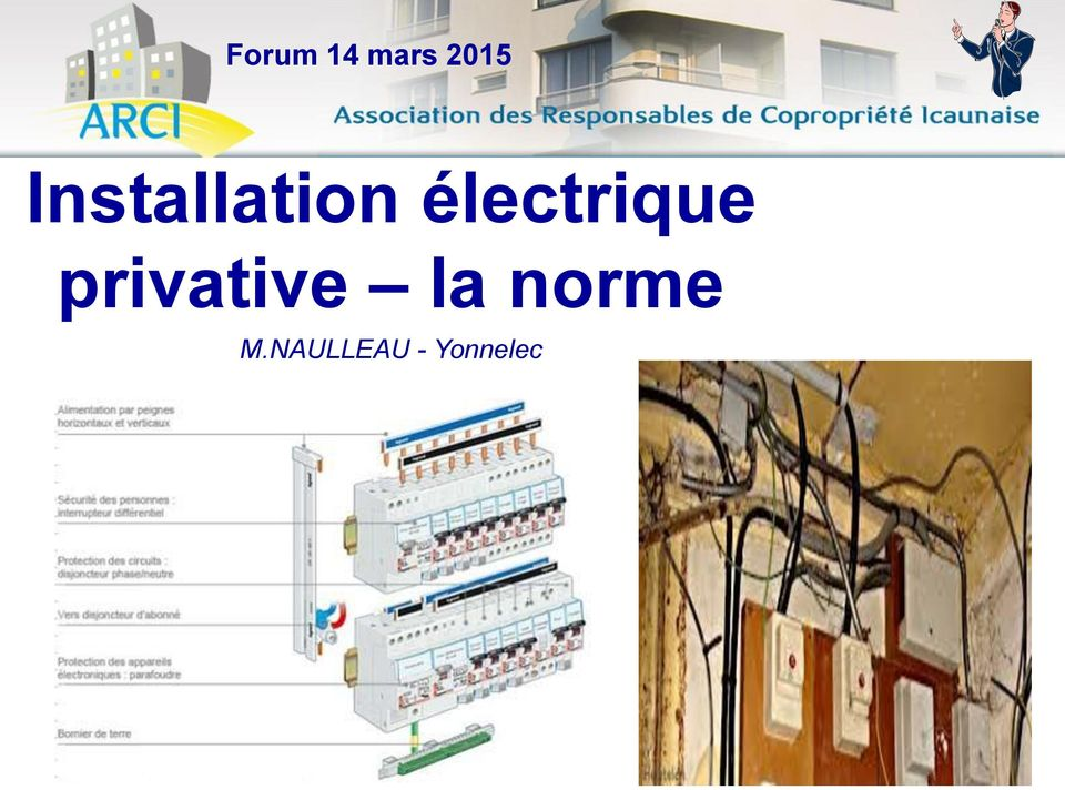 électrique privative