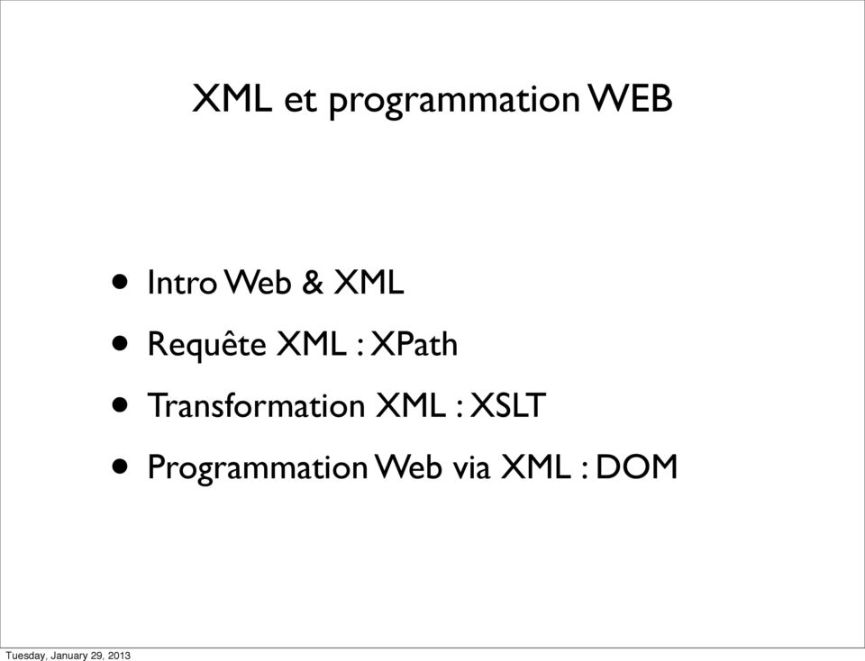 XPath Transformation XML :