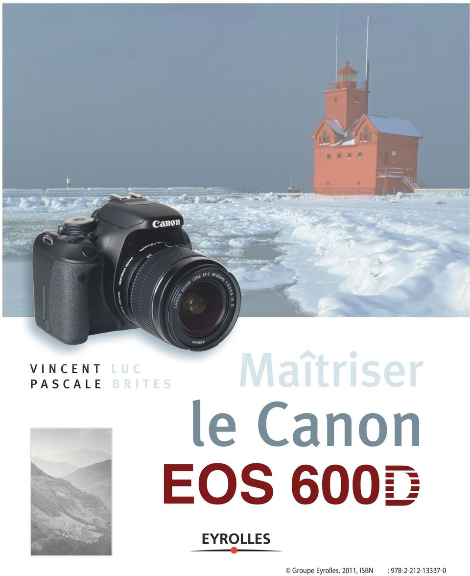 EOS 600 Groupe Eyrolles,