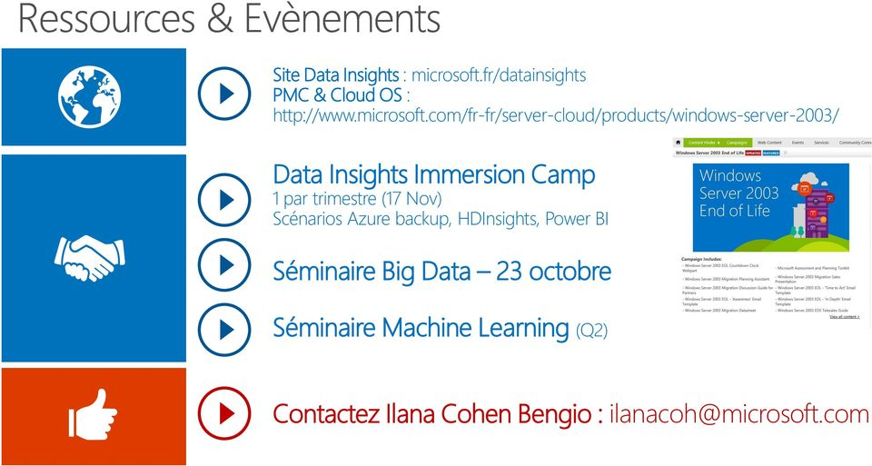 com/fr-fr/server-cloud/products/windows-server-2003/ Data Insights Immersion Camp 1 par