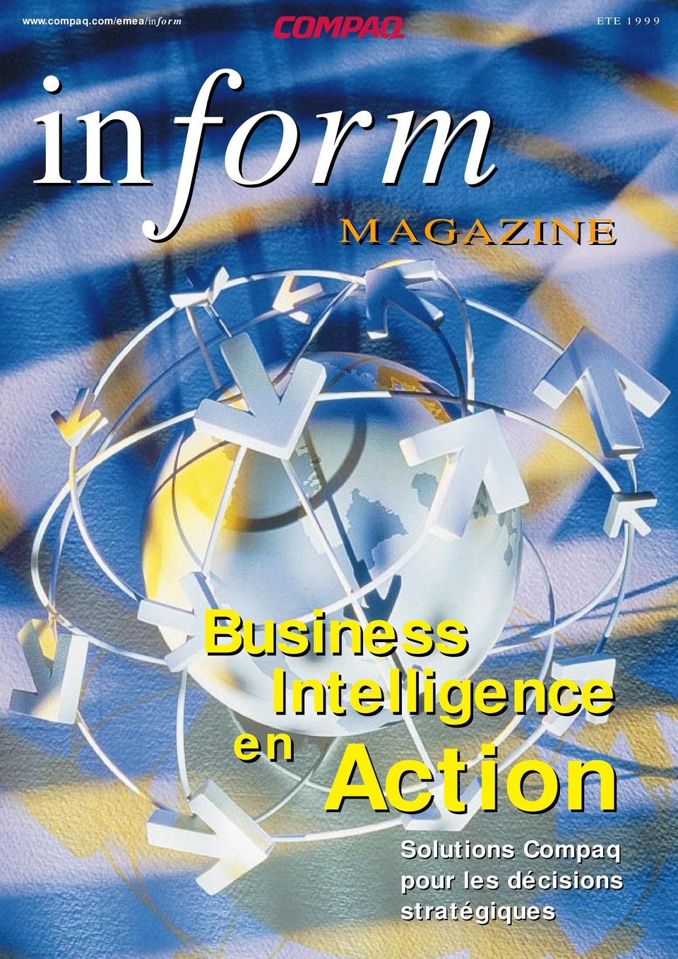 MAGAZINE ETE 1999 Business