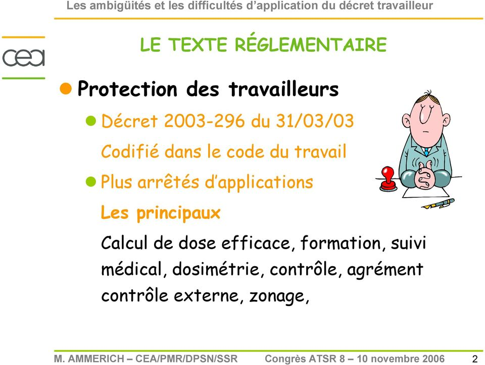 d applications Les principaux Calcul de dose efficace, formation,