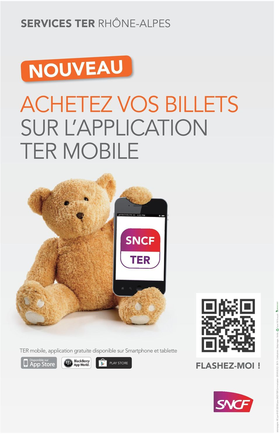 Smartphone et tablette PLAY STORE FLASHEZ-MOI!