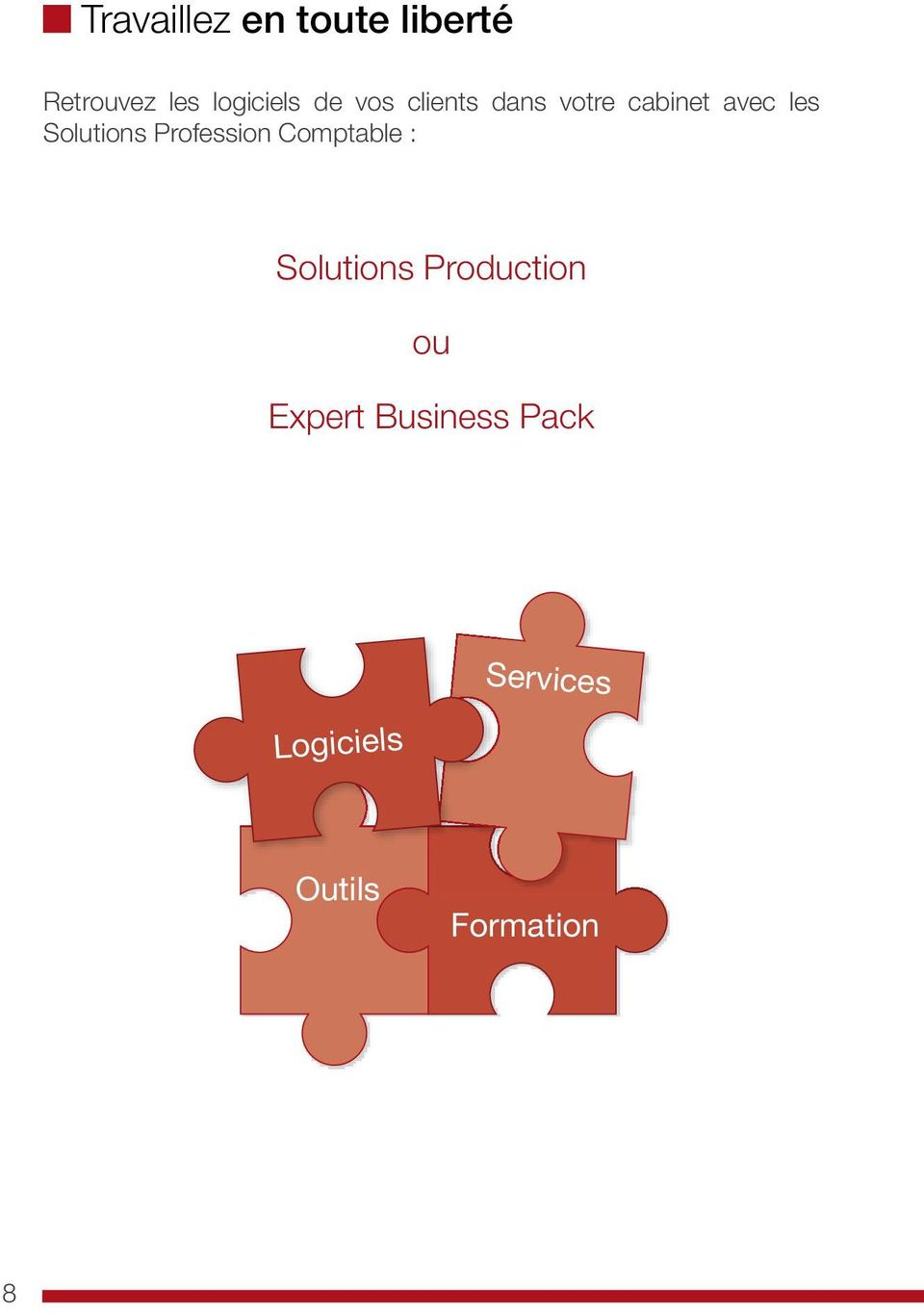 Profession Comptable : Solutions Production ou