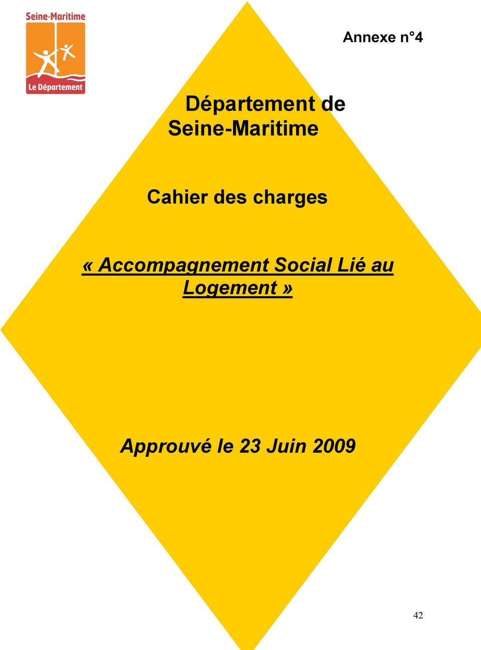 charges «Accompagnement Social