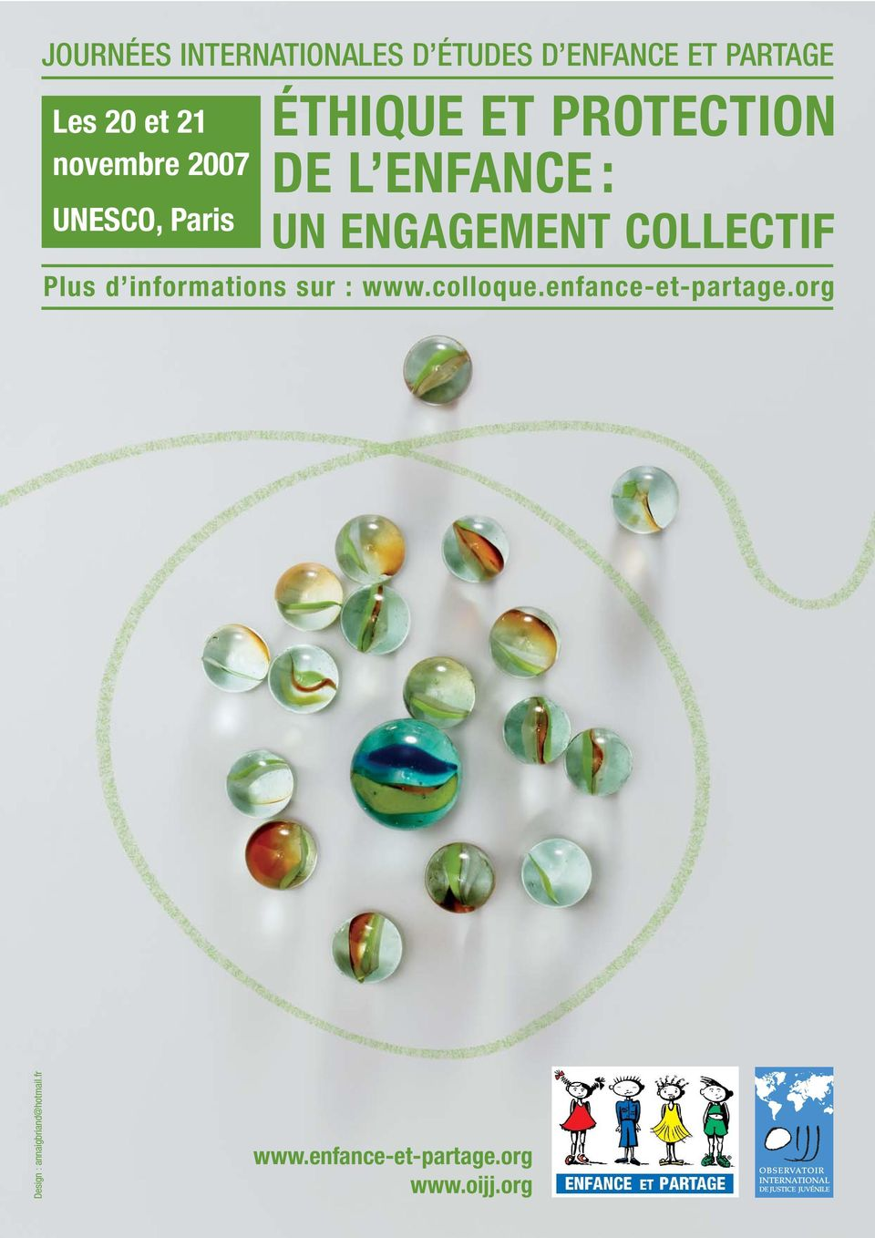 ENGAGEMENT COLLECTIF Plus d informations sur : www.colloque.