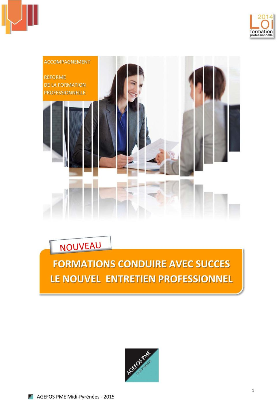 FORMATIONS CONDUIRE AVEC