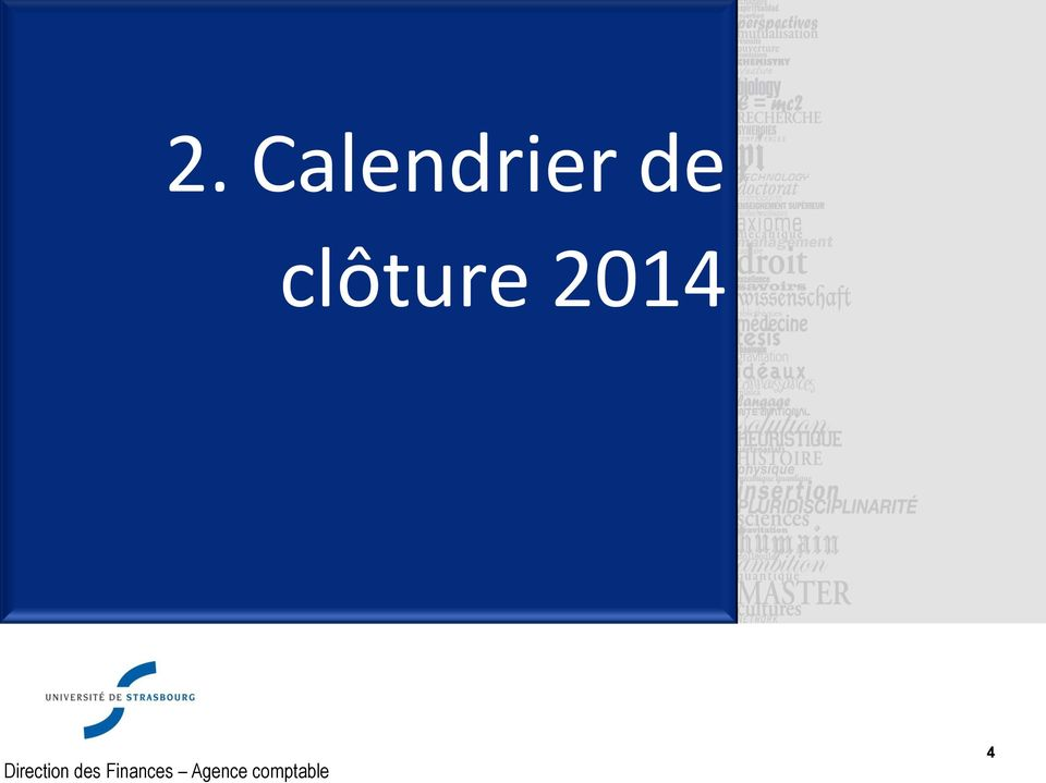 octobre 2014 Direction