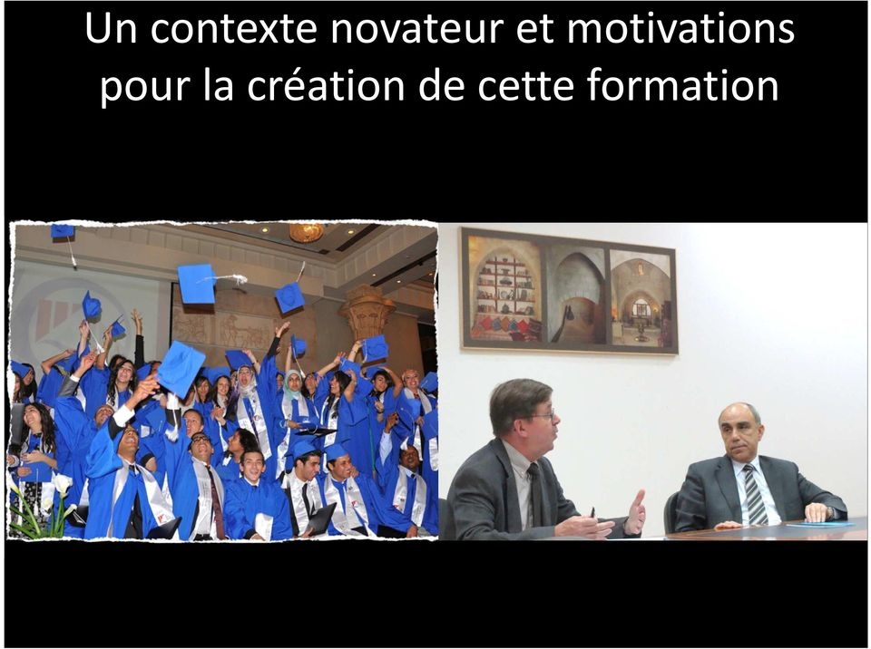 motivations pour