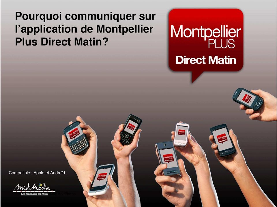 Plus Direct Matin?