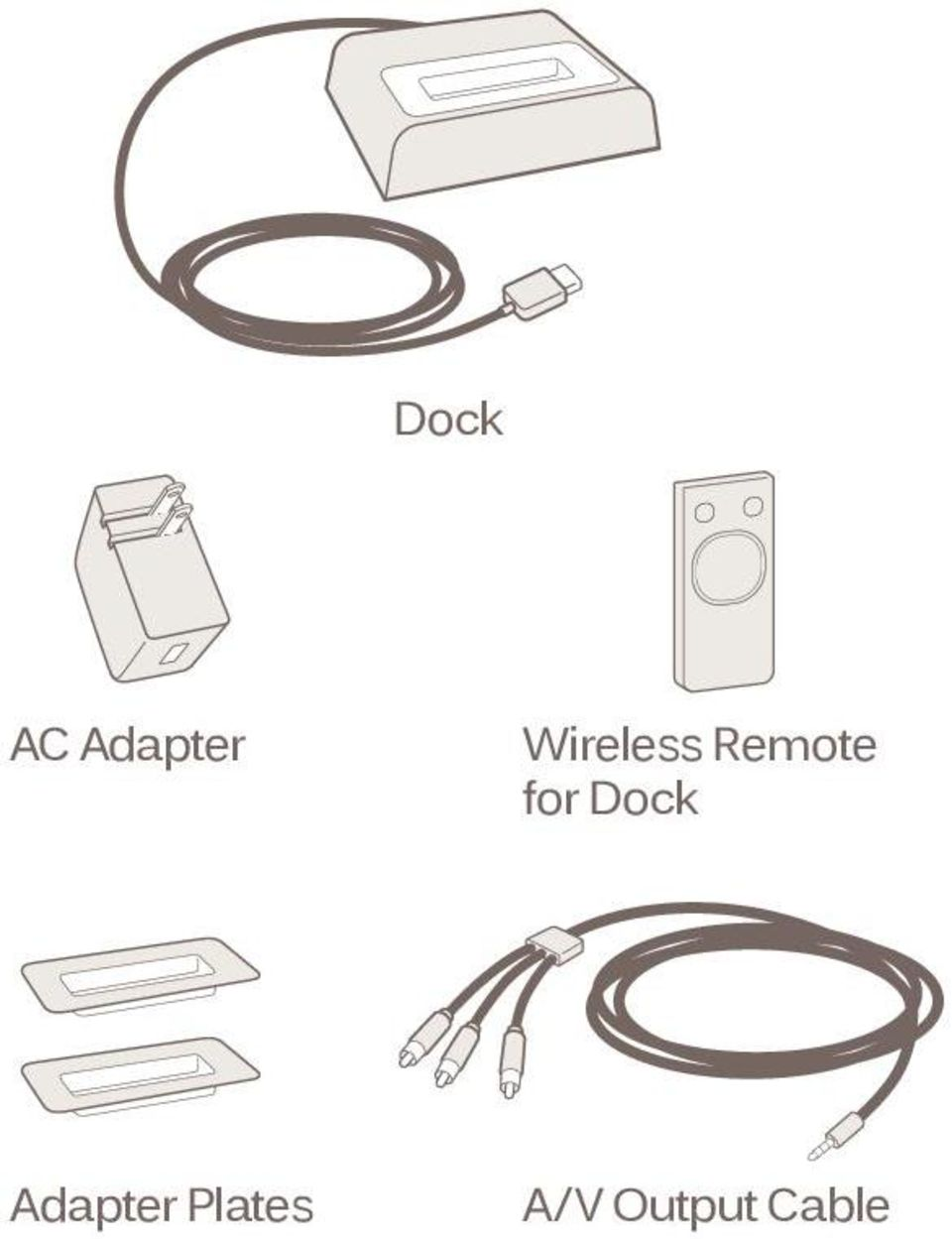 for Dock Adapter
