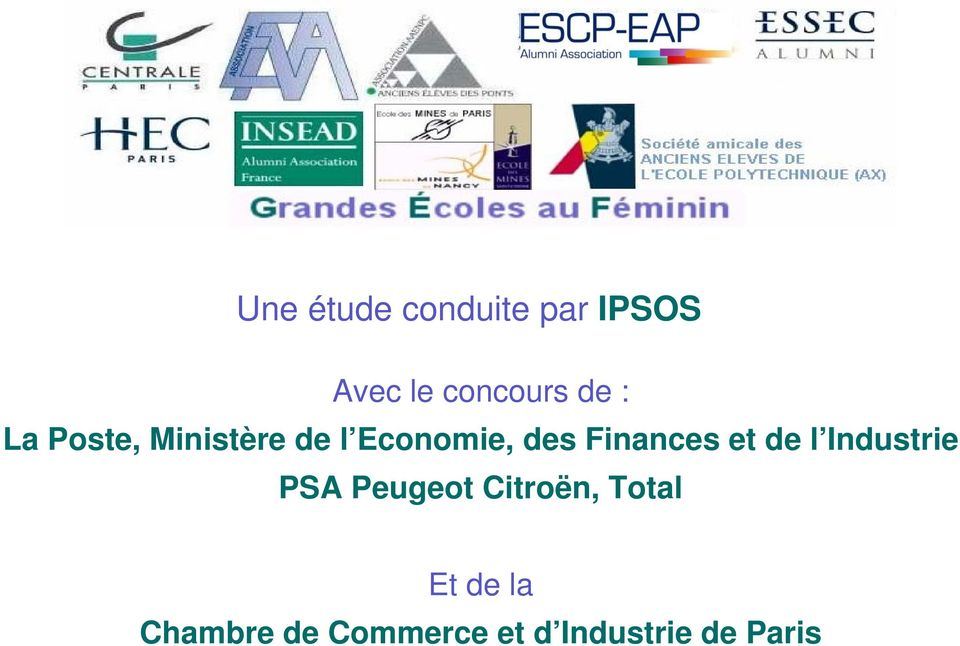 Finances et de l Industrie PSA Peugeot Citroën,
