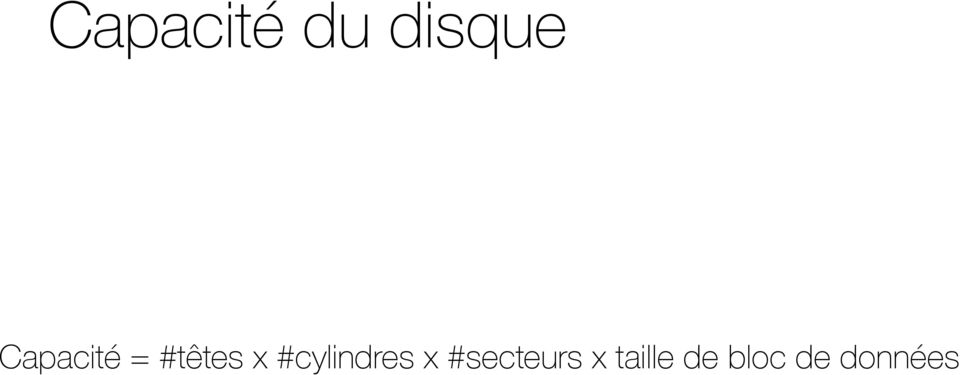 #cylindres x #secteurs