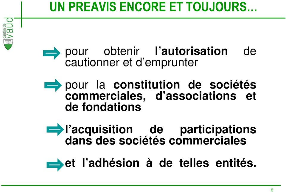 commerciales, d associations et de fondations l acquisition de