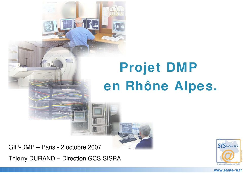 GIP-DMP Paris - 2