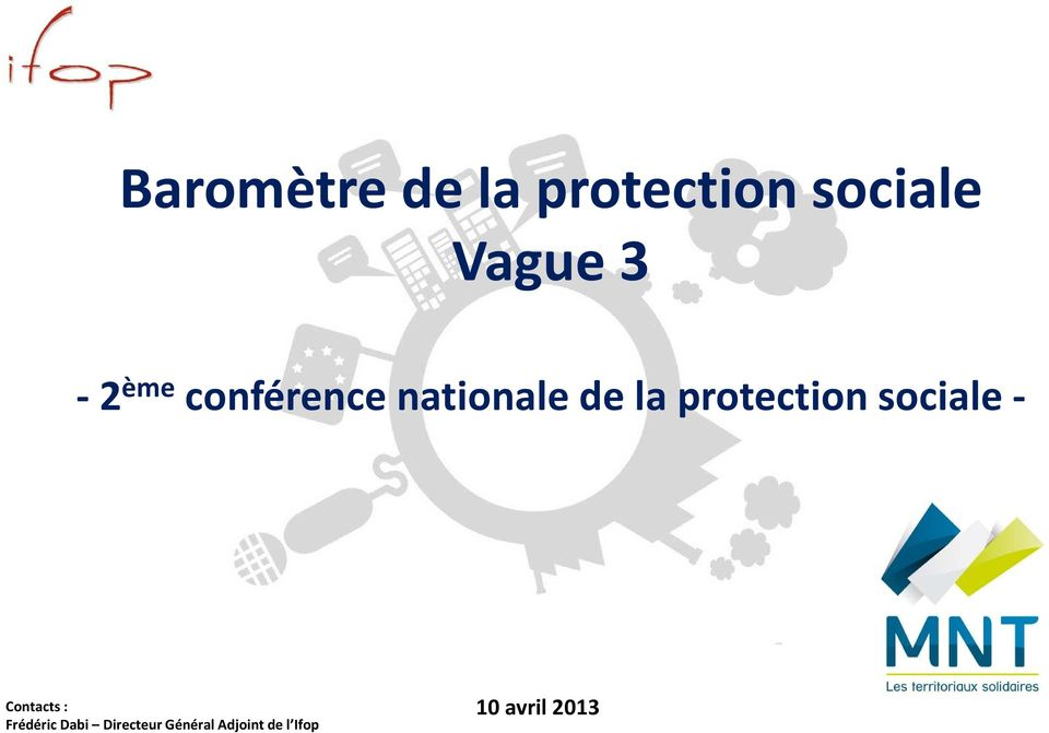 protection sociale - Contacts : Frédéric