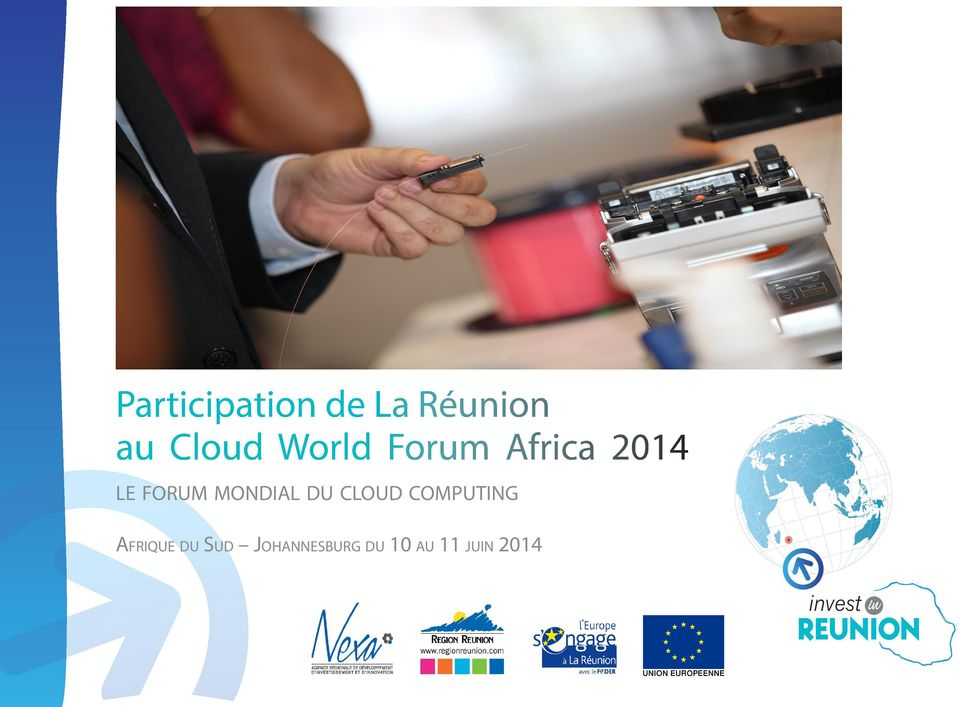 mondial du cloud computing Afrique