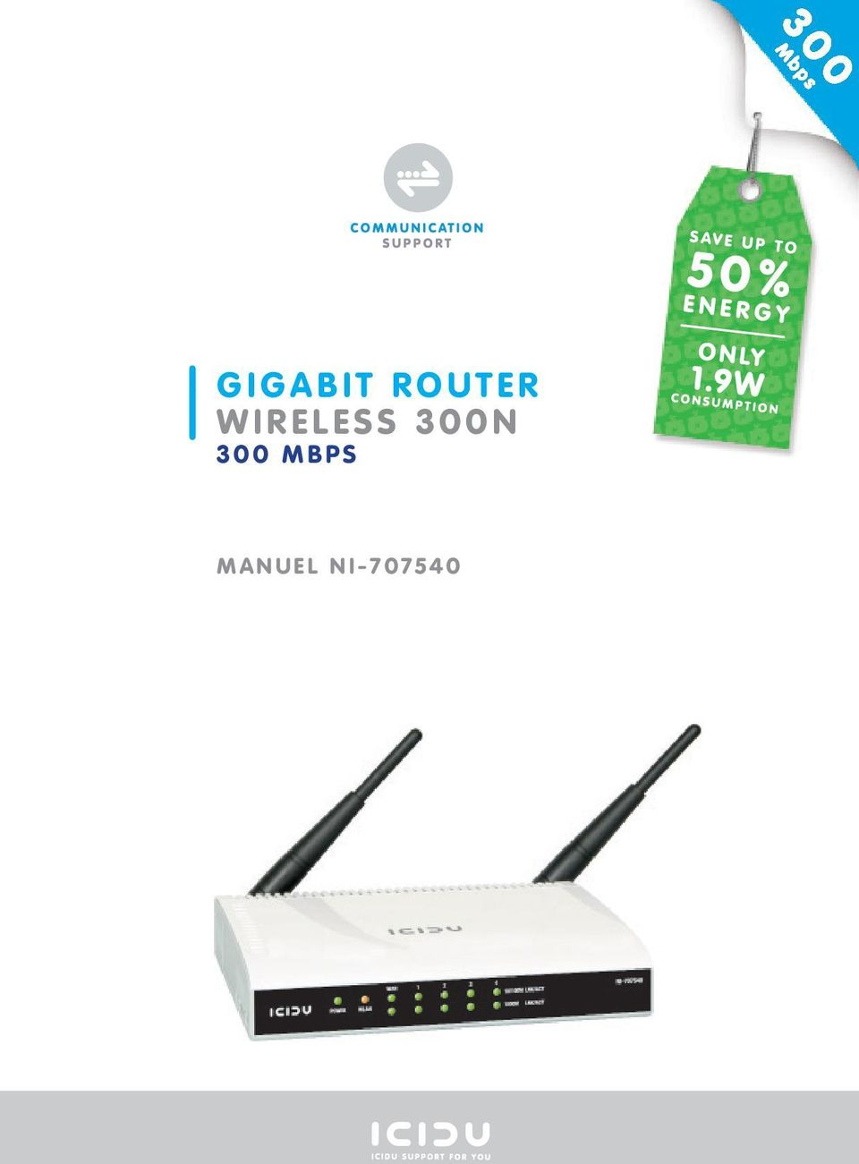 WIRELESS 300N
