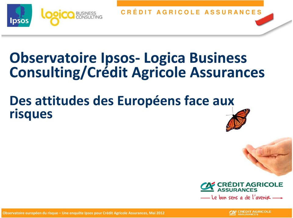 Ipsos-LogicaBusiness Consulting/Crédit