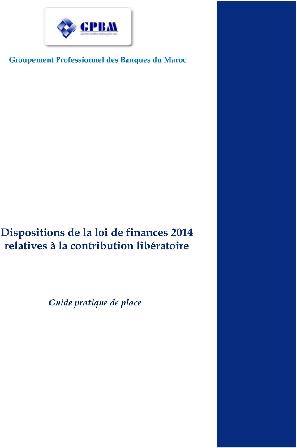 finances 2014 relatives à la