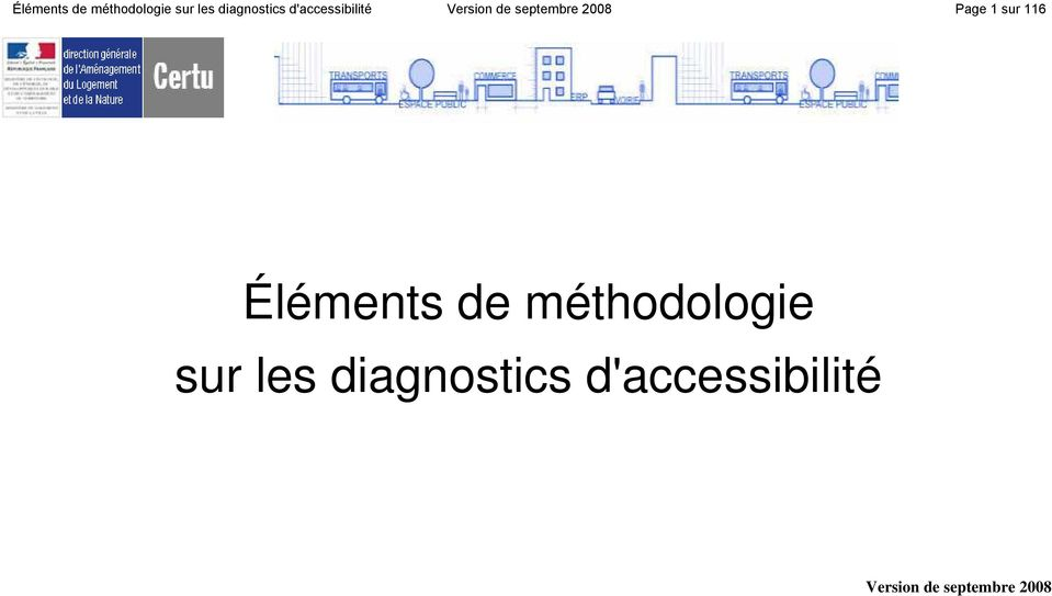 1 sur 116  d'accessibilité Version de